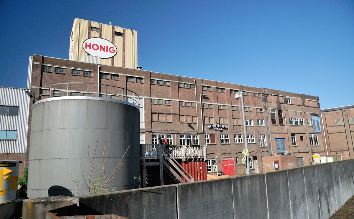 The Honig Complex: A one-off Hot Spot where Creativity meets Entrepreneurship